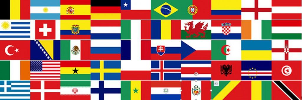 FIFA-Flaggen