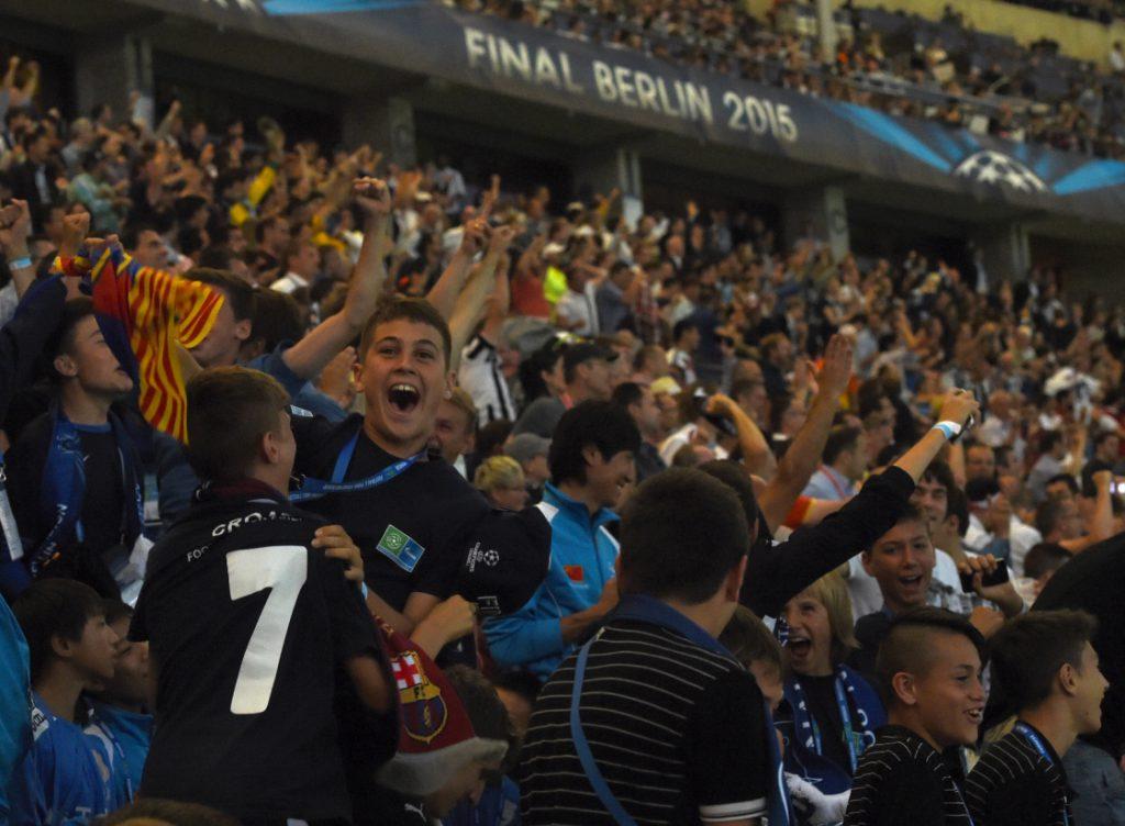 UEFA CL Finale Berlin 2015
