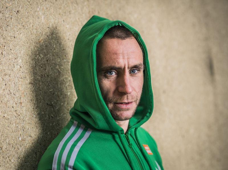 Portrait von Steffen Hofmann, Mittelfeldspieler bei Rapid Wien